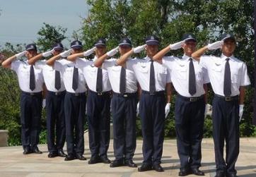 四川军盾成都保安队员岗位执勤时的要求
