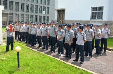四川军盾保安执勤遇到盗窃抢劫应急处理方案